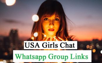 Join USA Girls whatsapp Group link